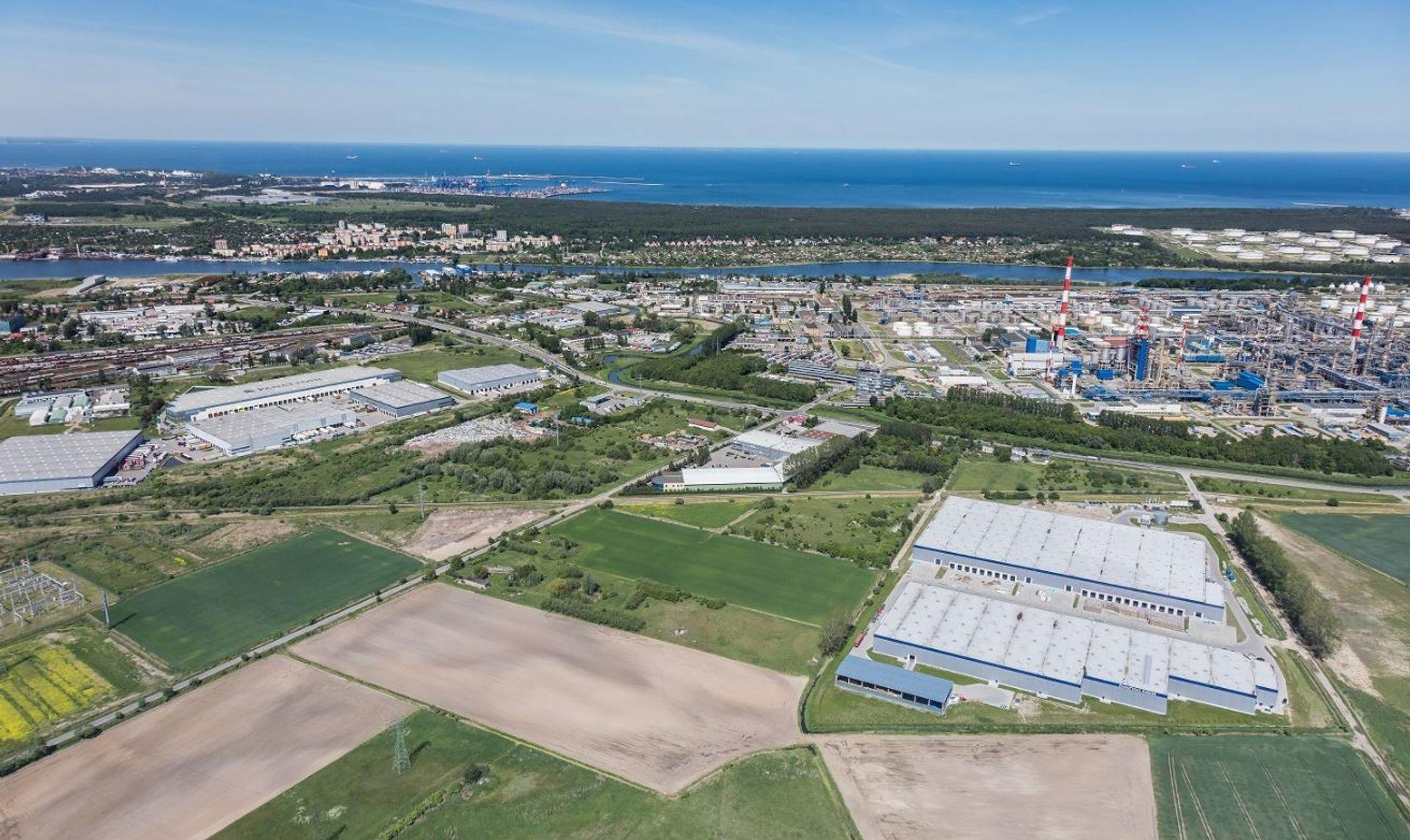 Gdańsk: Uni-logistics pierwszym najemcą w Panattoni Park Tricity East VI