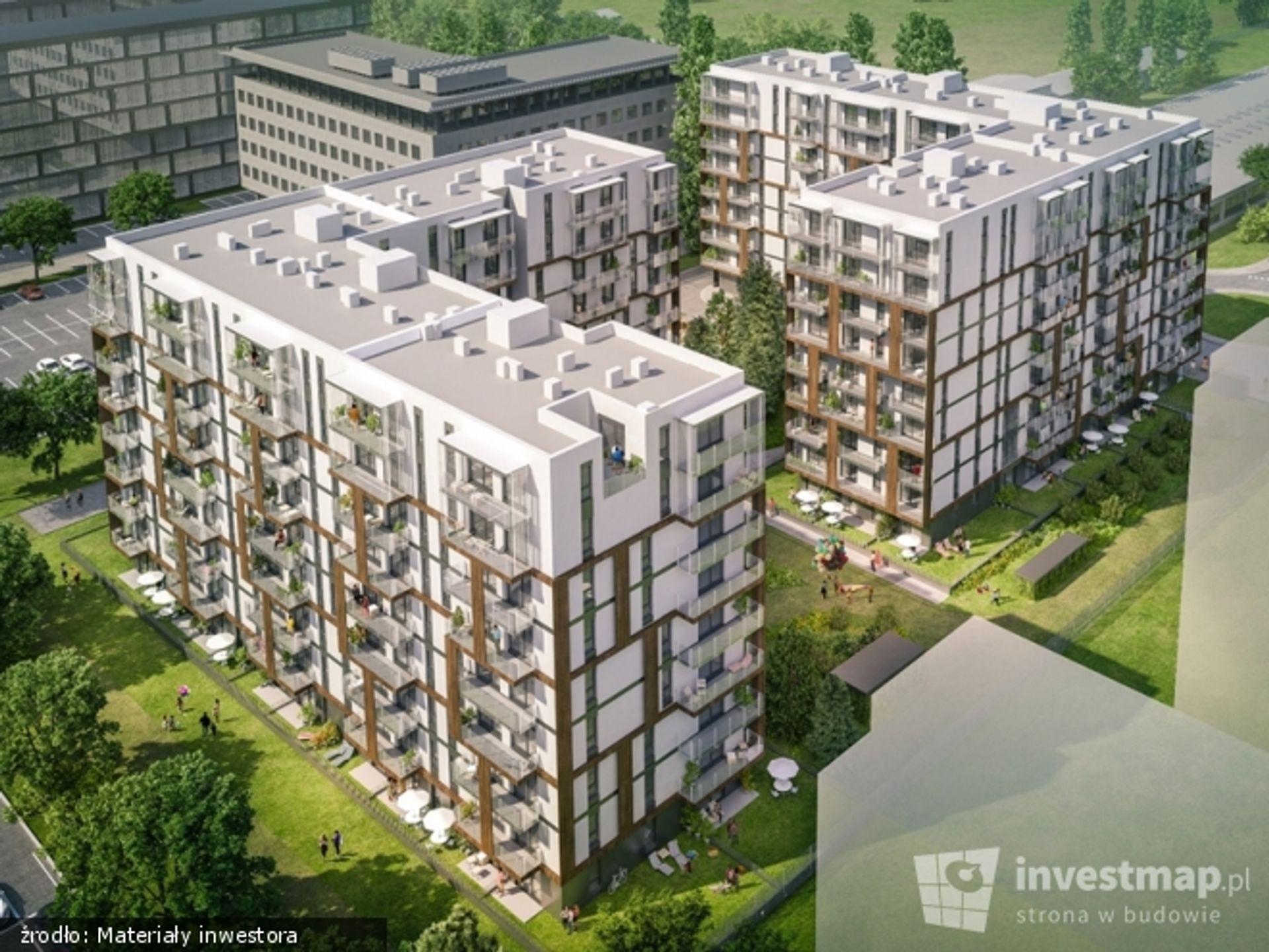[Warszawa] Coraz mniej wolnych mieszkań w I etapie Living Point Mokotów