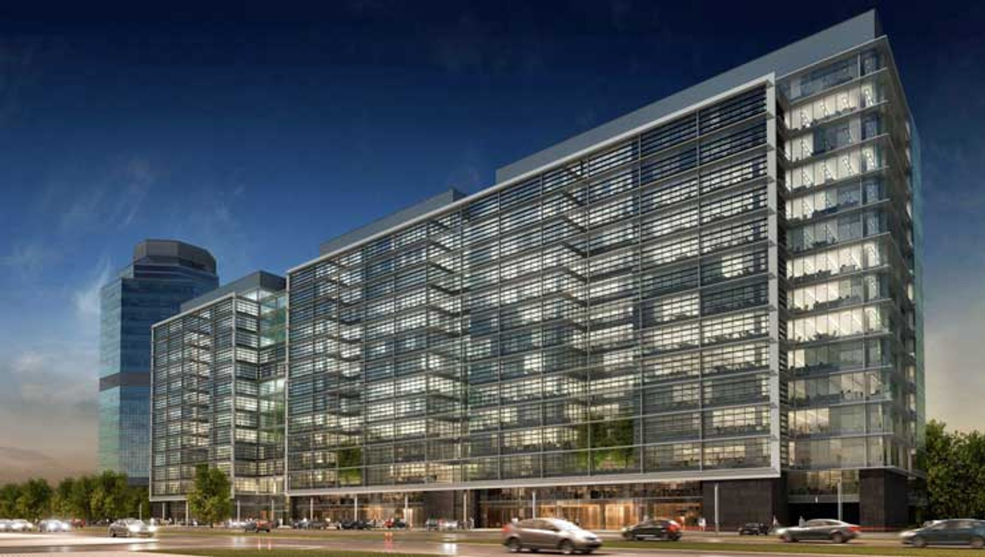[Warszawa] ERBUD S.A. wybrany generalnym wykonawcą biurowca Eurocentrum Office Complex