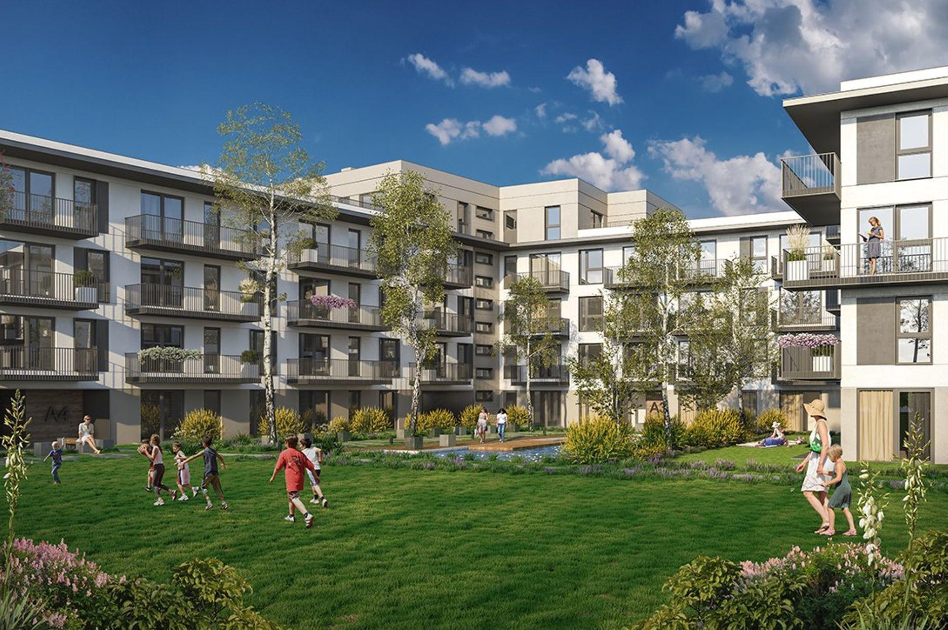 Warszawa: Hemara – Profit Development wybuduje setki mieszkań w Brzezinach