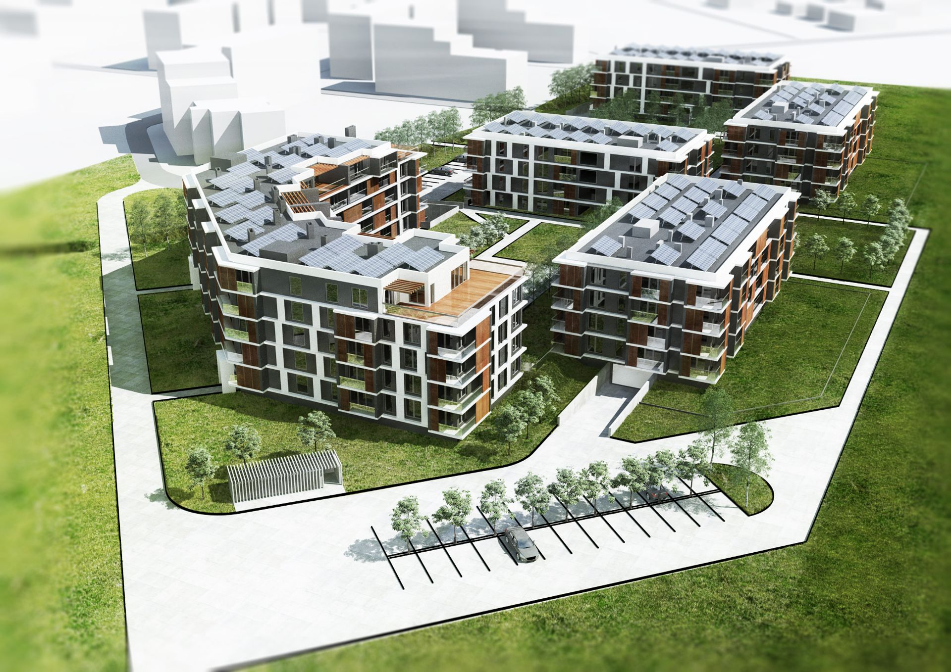 Wrocław: Spółdzielnia mieszkaniowa buduje po latach ponad sto mieszkań na Kuźnikach
