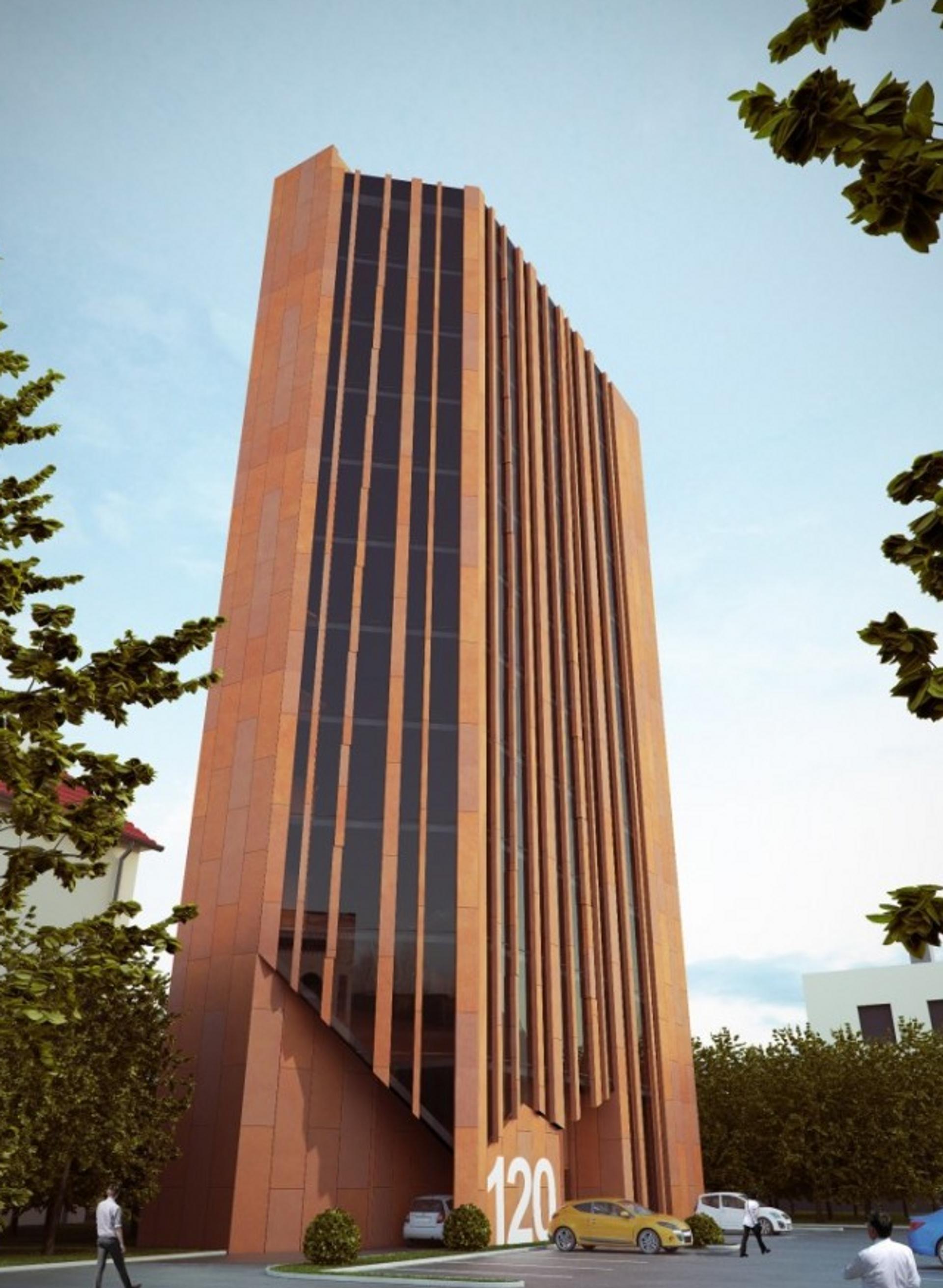 [Wrocław] Laforet Pologne wybuduje hotel i biurowiec [WIZUALIZACJE]