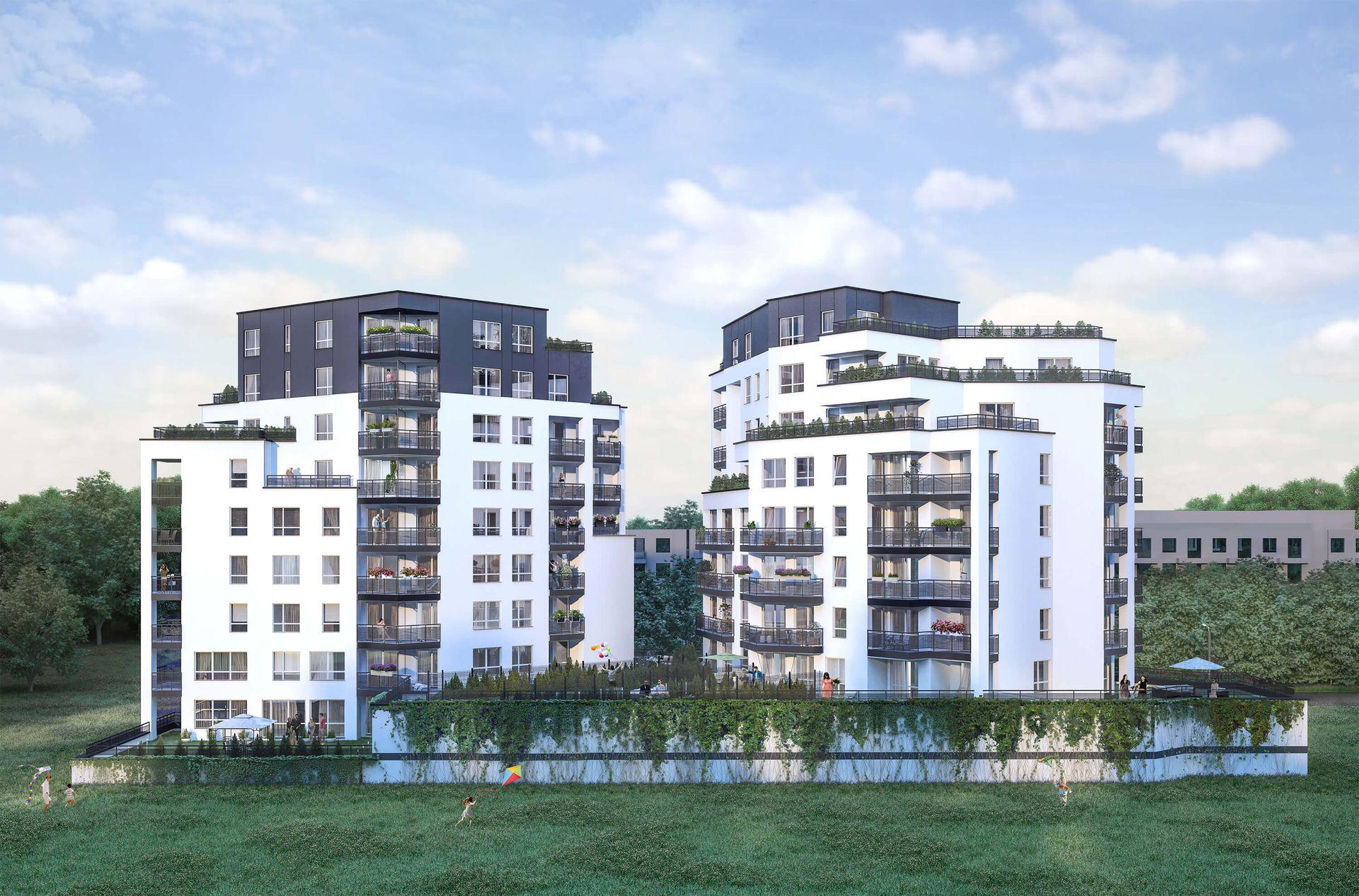 Warszawa: Przystanek Tarchomin – Victoria Dom wchodzi z najnowszym projektem mieszkalnym na Nowodwory
