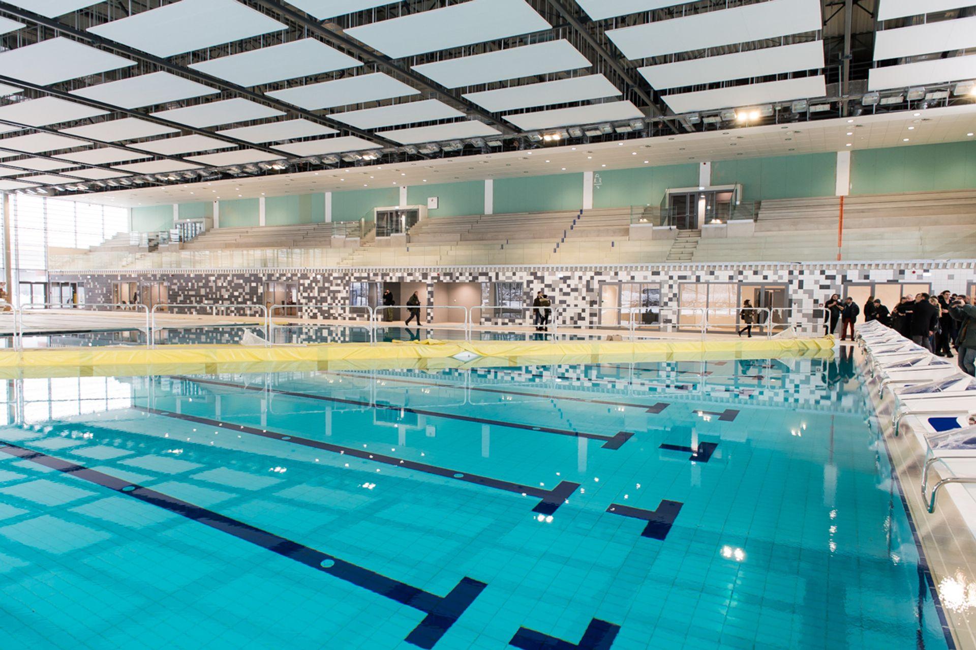 [Wrocław] W sobotę otwarcie nowej pływalni. Zmodernizowano też odkryte baseny [FOTO]