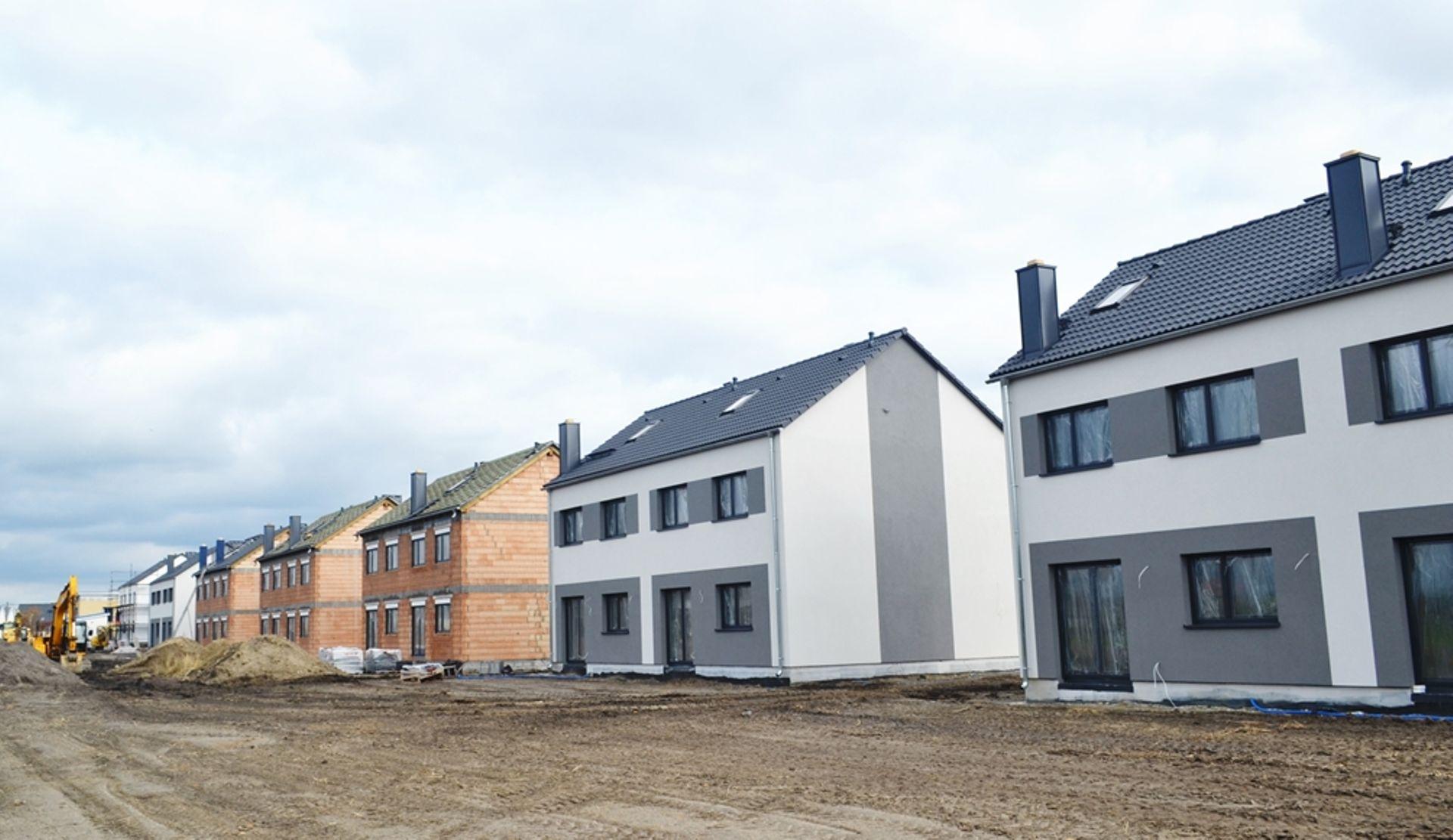 [wielkopolskie] Osiedle Zielone Rabowice II pod Poznaniem budowane jest w trzech etapach