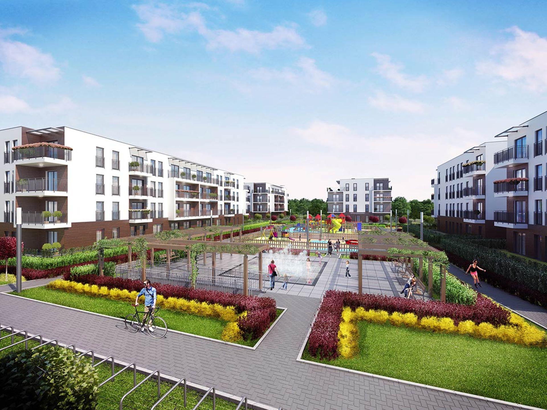 Warszawa: Wawer Love – Green House Development zbuduje w Falenicy osiedle z przedszkolem