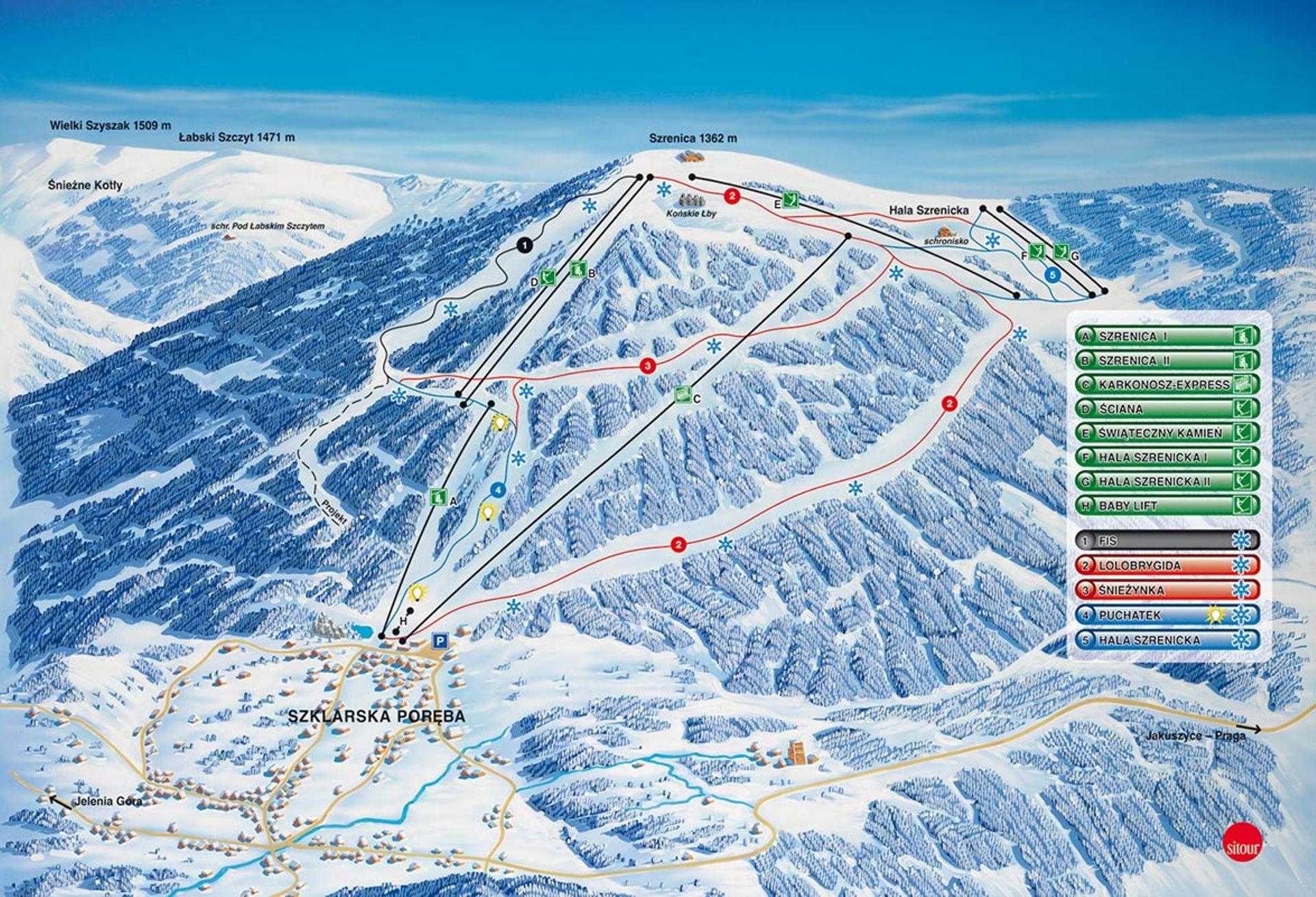 Szklarska Poręba: Rozbudowa Ski Arena Szrenica za 30 mln zł coraz bliżej