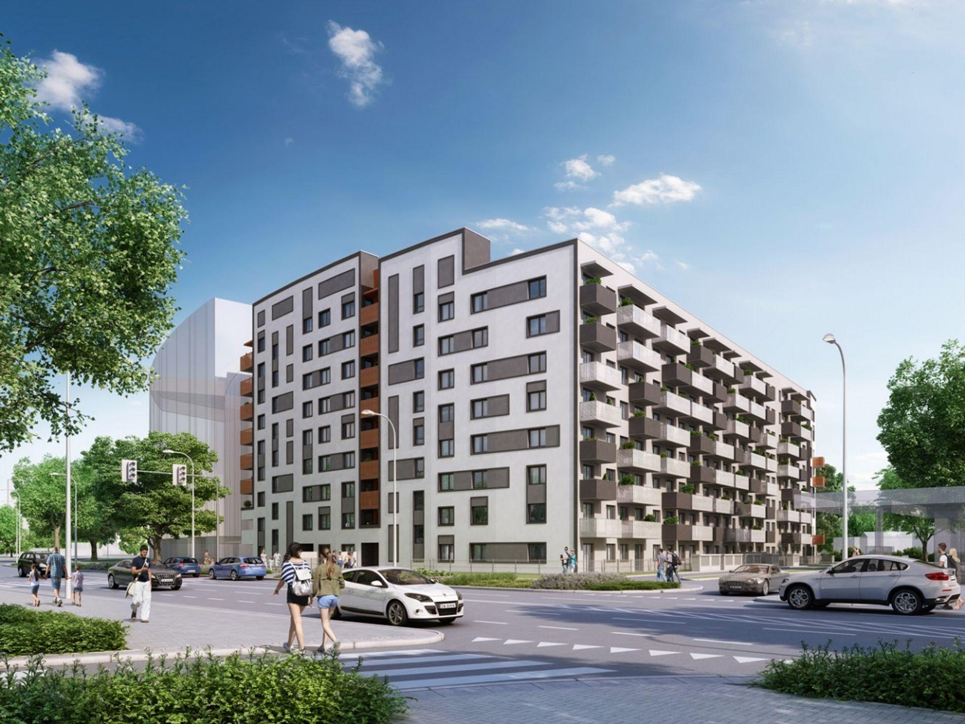 Kamienna 145. Tak będzie wyglądać osiedle LC Corp na ponad 400 mieszkań