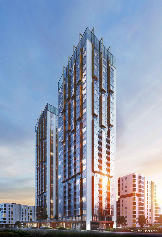 Rozpoczęła się budowa dwóch 95-metrowych wież Towarowa Towers w Warszawie [ZDJĘCIA + WIZUALIZACJE]