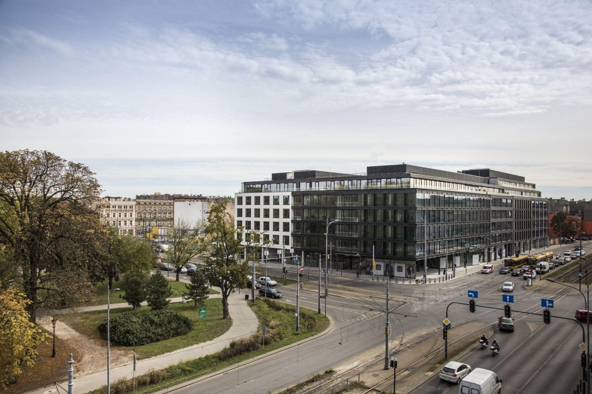 [Łódź] Biurowiec Ogrodowa Office w Łodzi oficjalnie otwarty