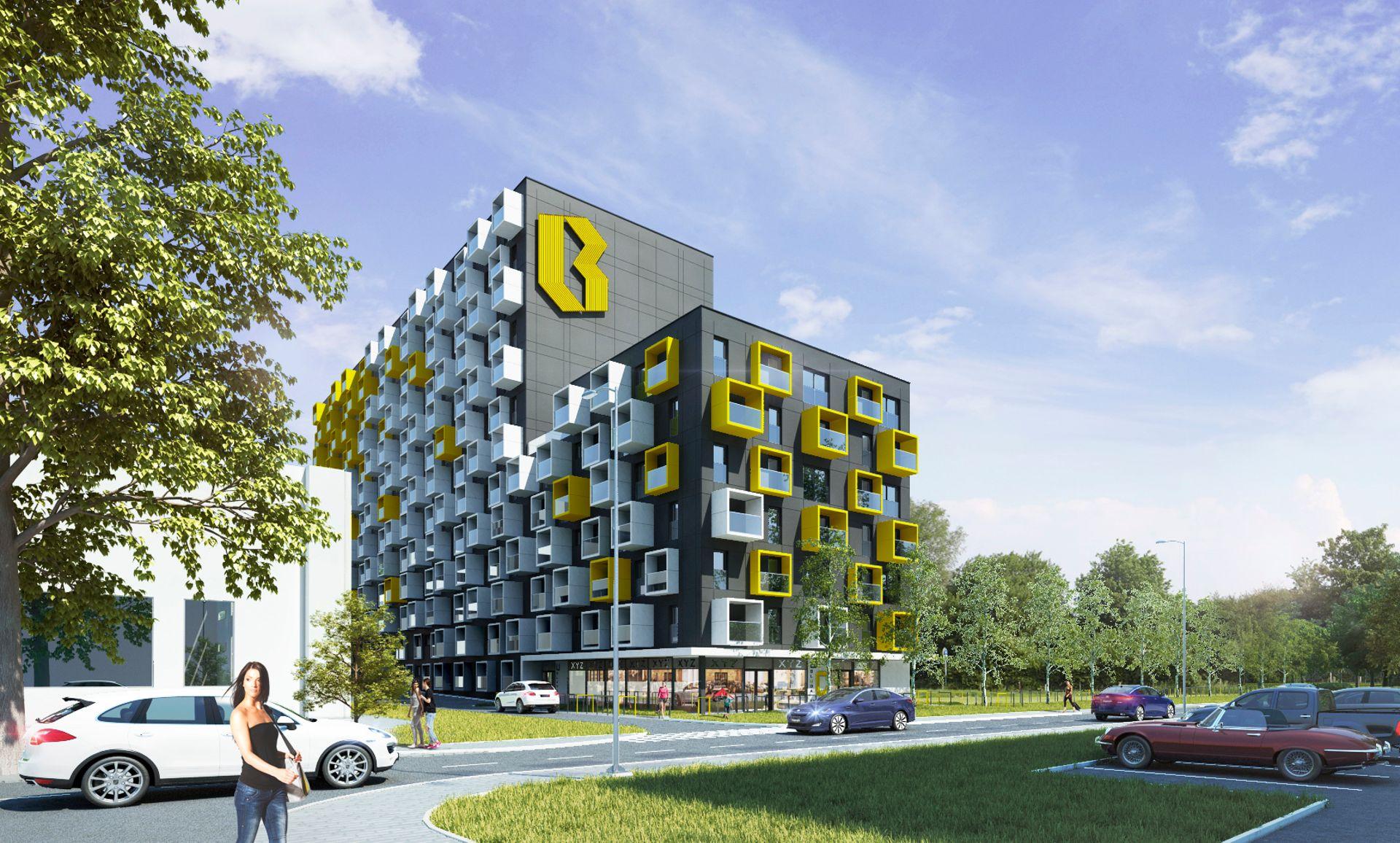 Wrocław: B Urban – Inwestgrupa buduje na Szczepinie ponad 400 lokali na wynajem