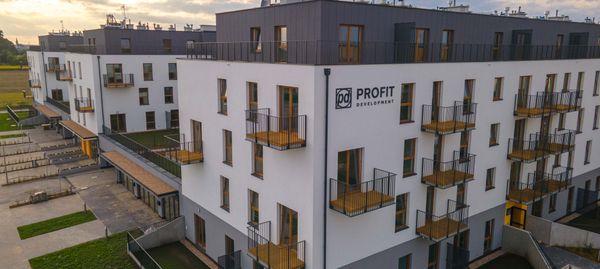 Osiedle Kajdasza – najładniejsze osiedle na Jagodnie od PROFIT Development [FILM]