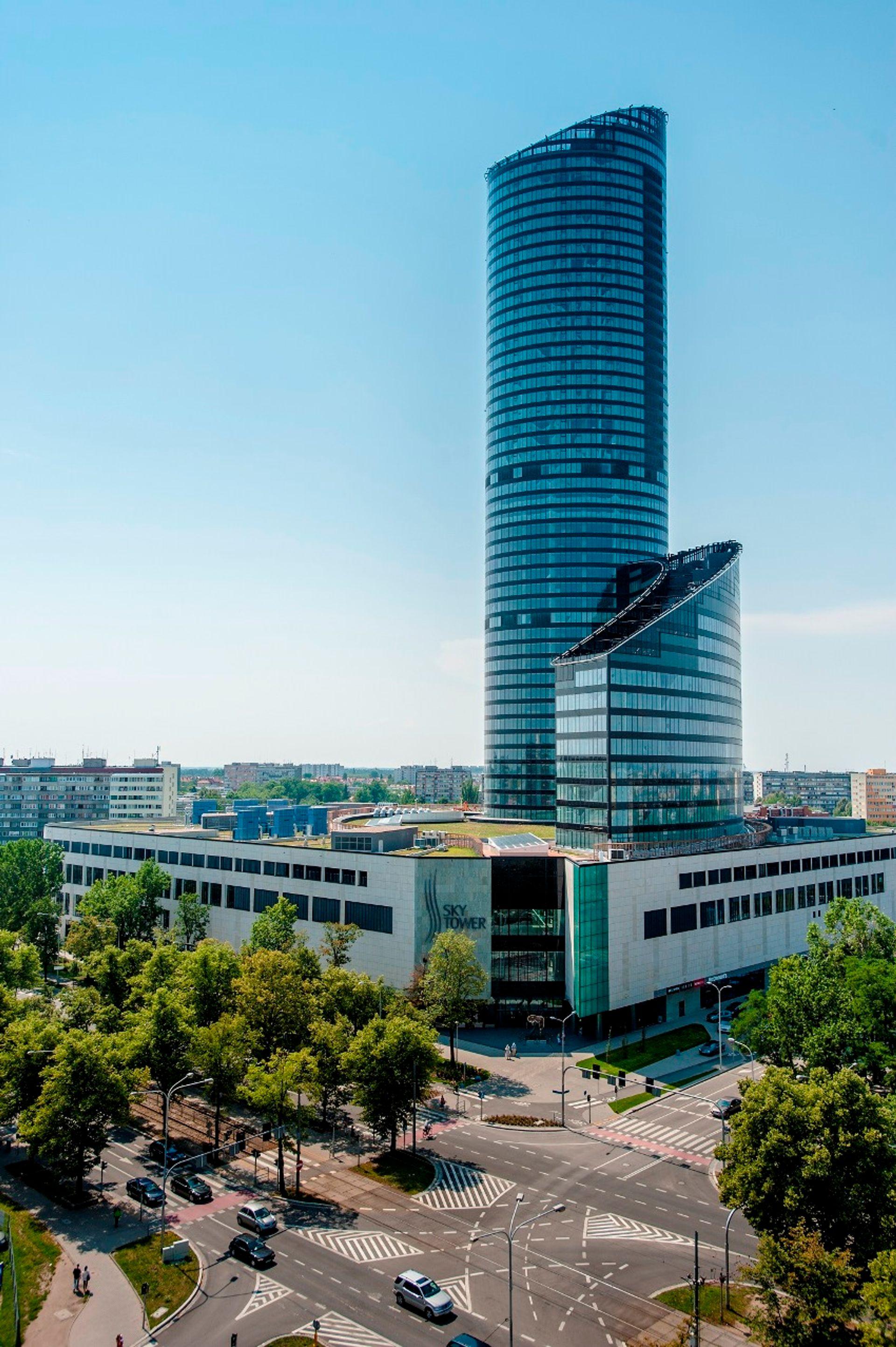 [Wrocław] Synexus i Prudential wynajmują powierzchnię w Sky Tower i Beta Centre we Wrocławiu