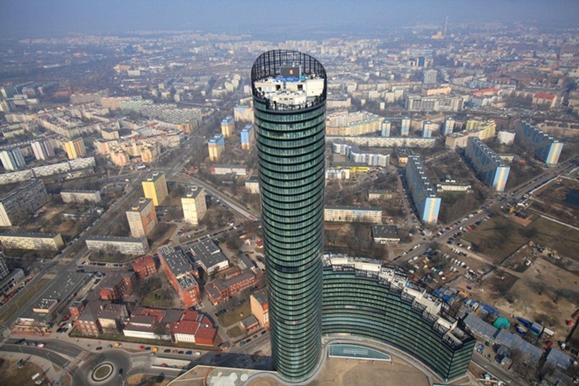 [Wrocław] Najbardziej prestiżowe wrocławskie adresy: Sky Tower, Zielona Etiuda, Marina...