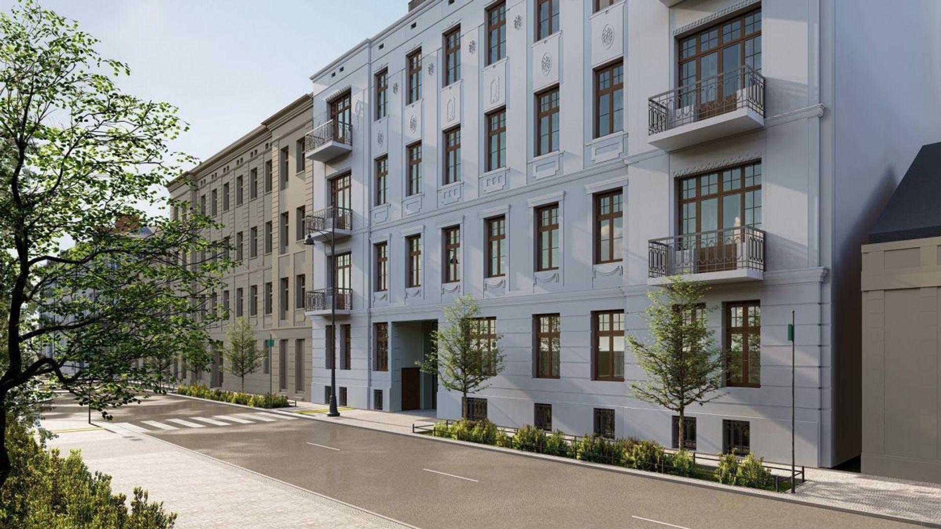 Łódź: Kamienica przy ulicy Nawrot 34 w dzielnicy Widzew przejdzie remont