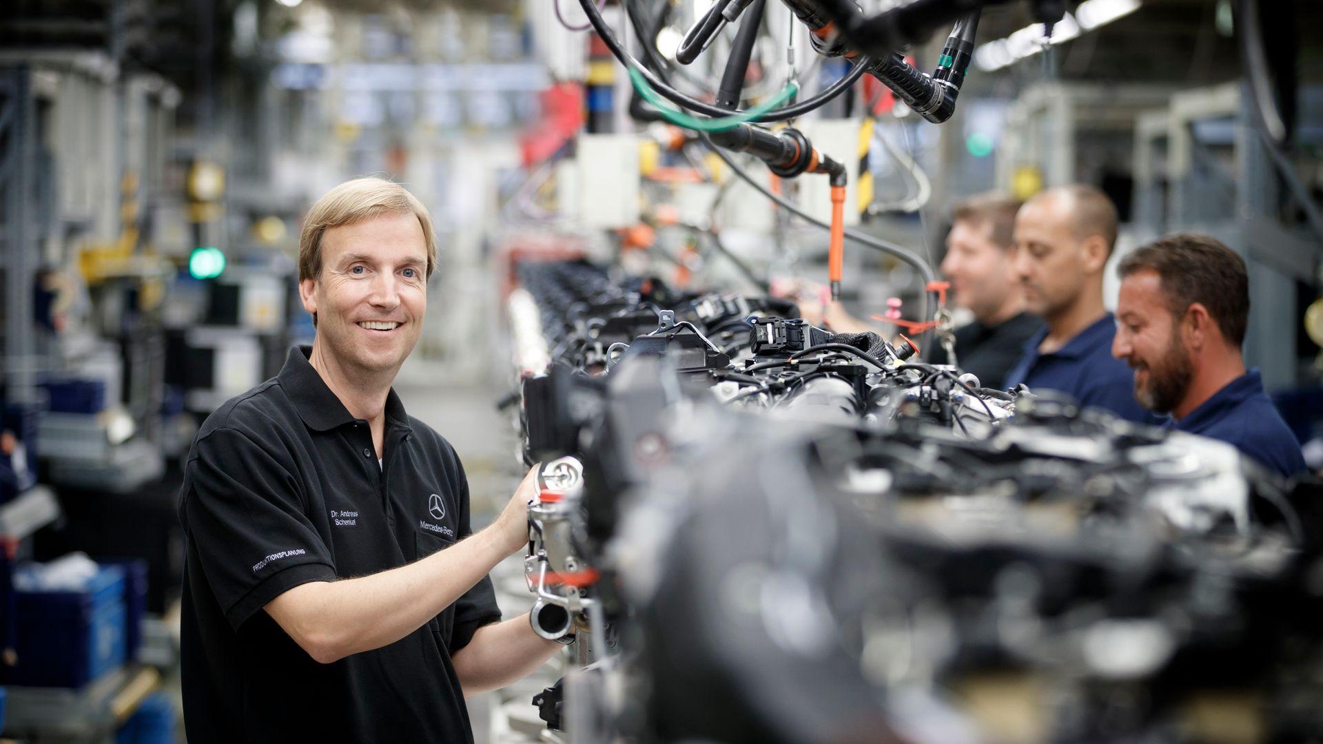 [Dolny Śląsk] Oficjalnie: Mercedes zainwestuje ponad 2 mld złotych w fabrykę silników w Jaworze [SZCZEGÓŁY]