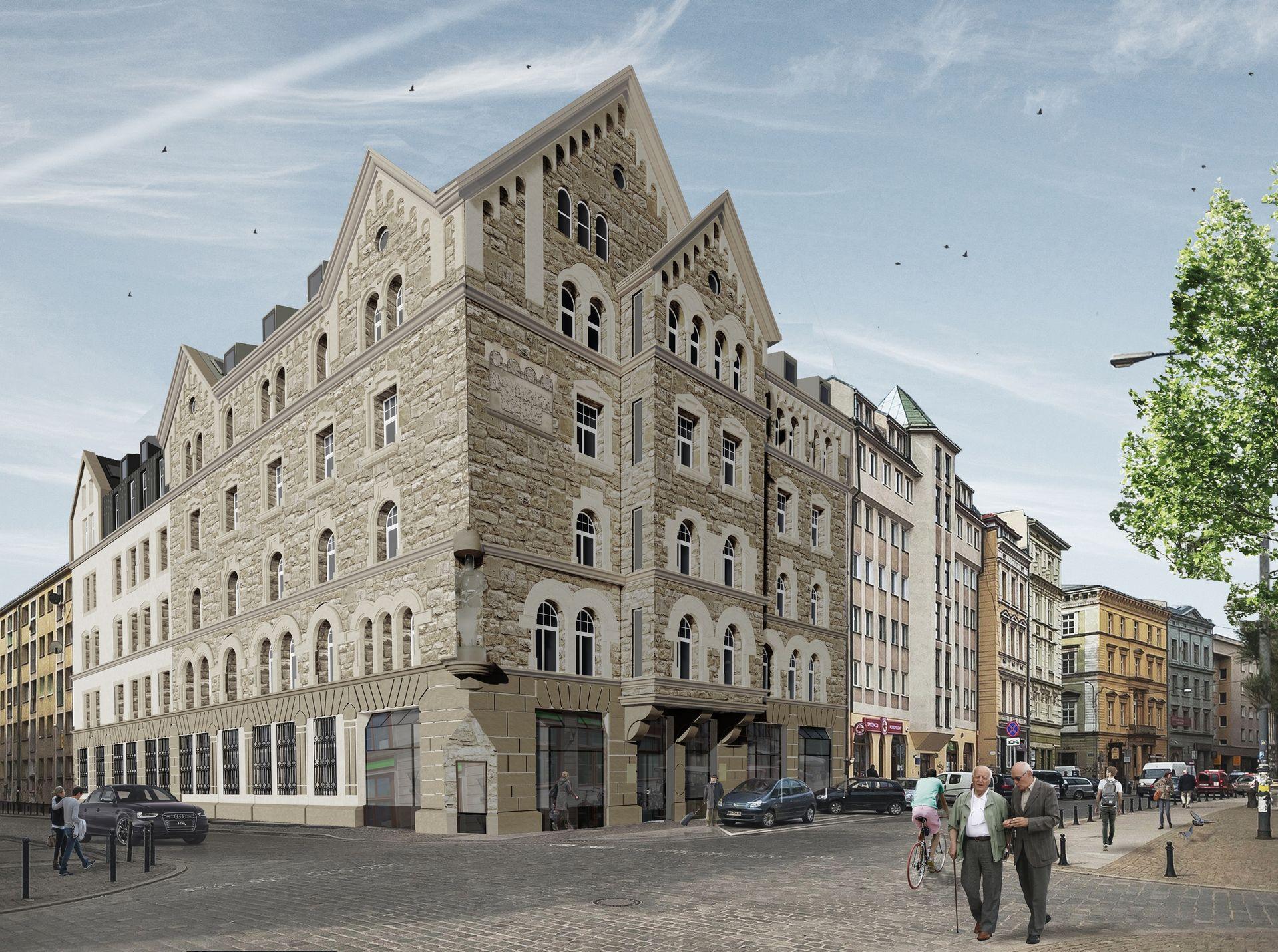 Następne dwa przedwojenne hotele we Wrocławiu odzyskają swój dawny blask