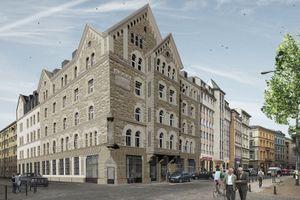 Następne dwa przedwojenne hotele we Wrocławiu odzyskają swój dawny blask [WIZUALIZACJE]
