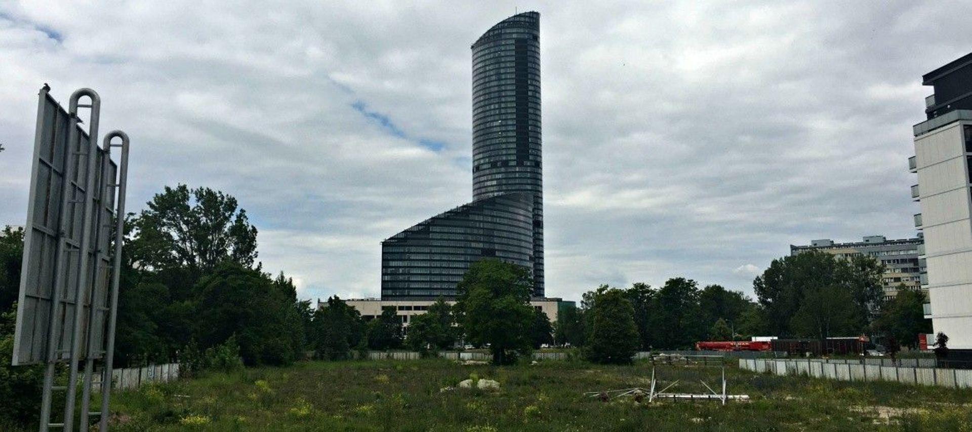 Wrocław: Skanska może ruszać z budową biurowców na terenie Centrum Południowego. To dopiero początek