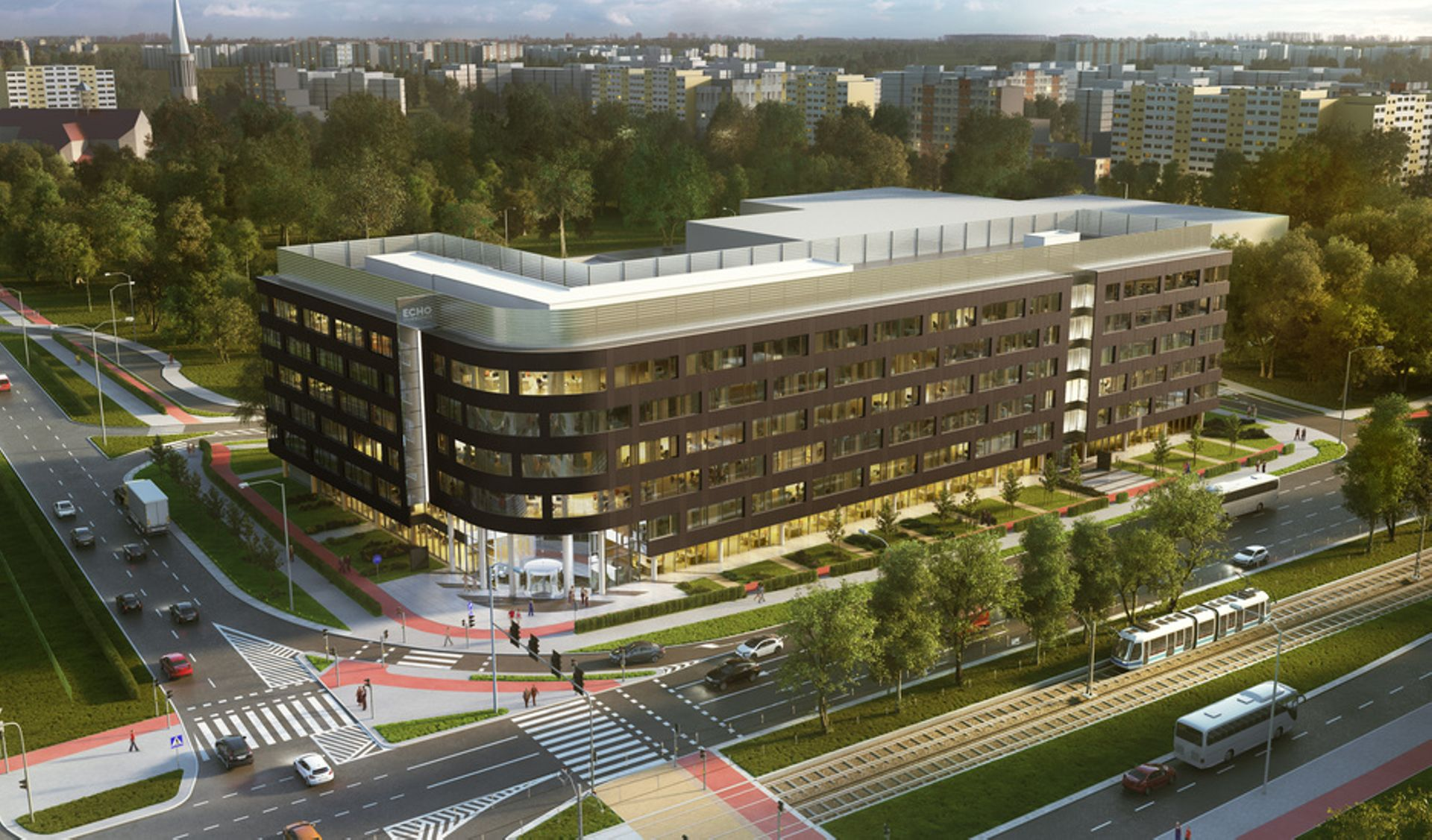 Nokia stawia na Wrocław. Rekordowe umowy na przedłużenie najmu w dwóch biurowcach Globalworth