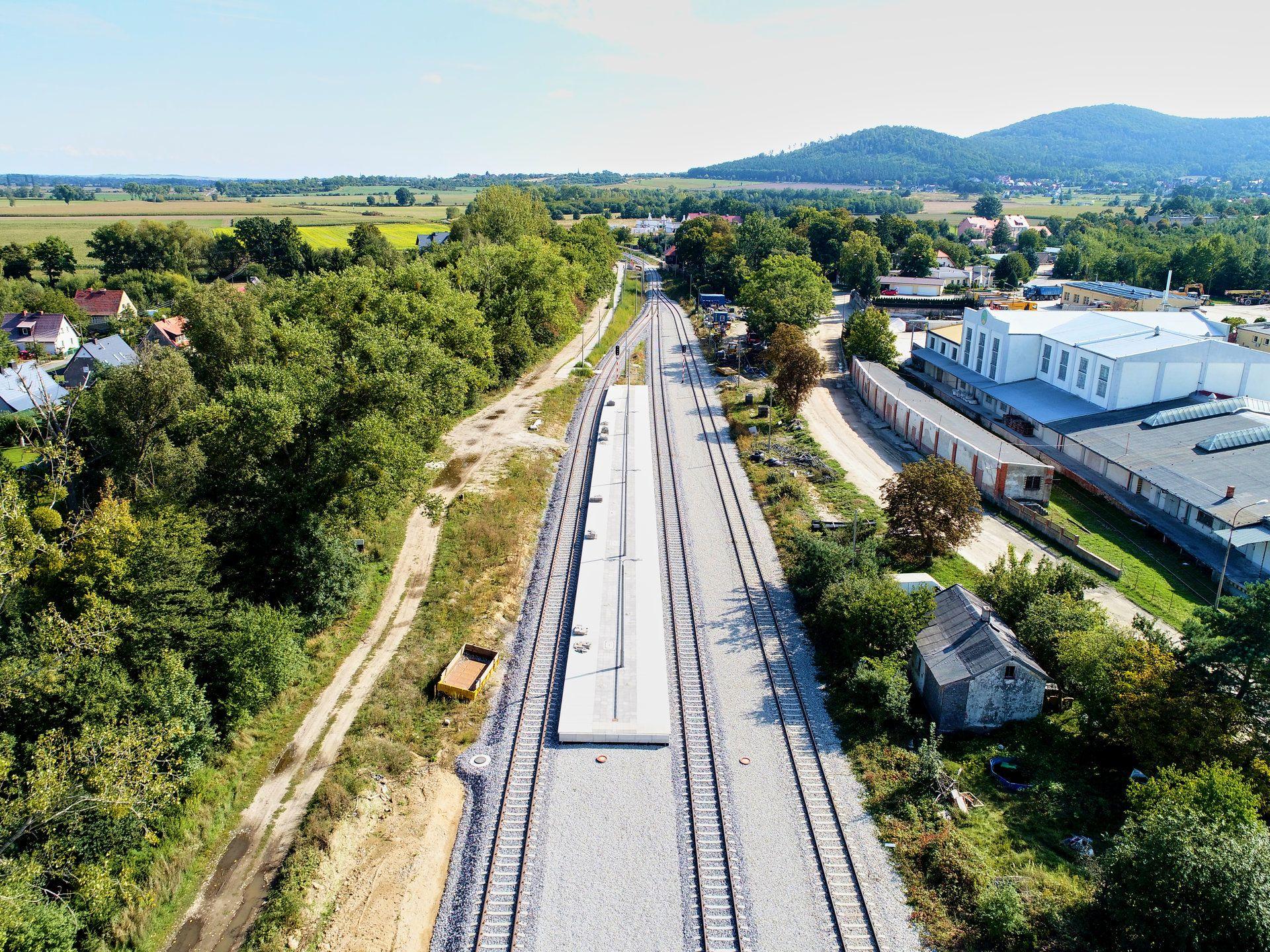 W grudniu po ponad 20 latach pojedziemy pociągiem z Wrocławia do Świdnicy
