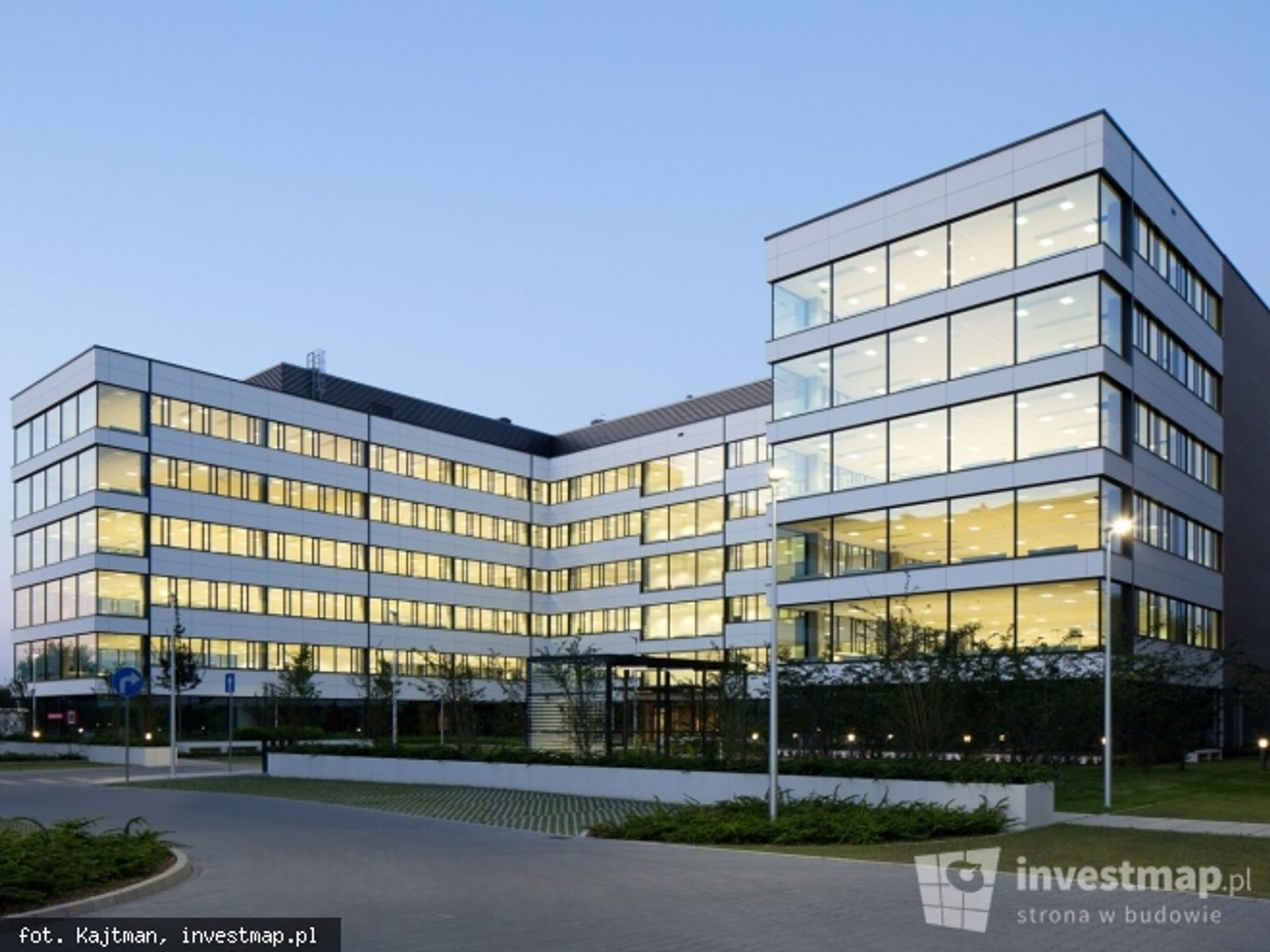 [Poznań] Bank Zachodni WBK najemcą w Business Garden Poznań