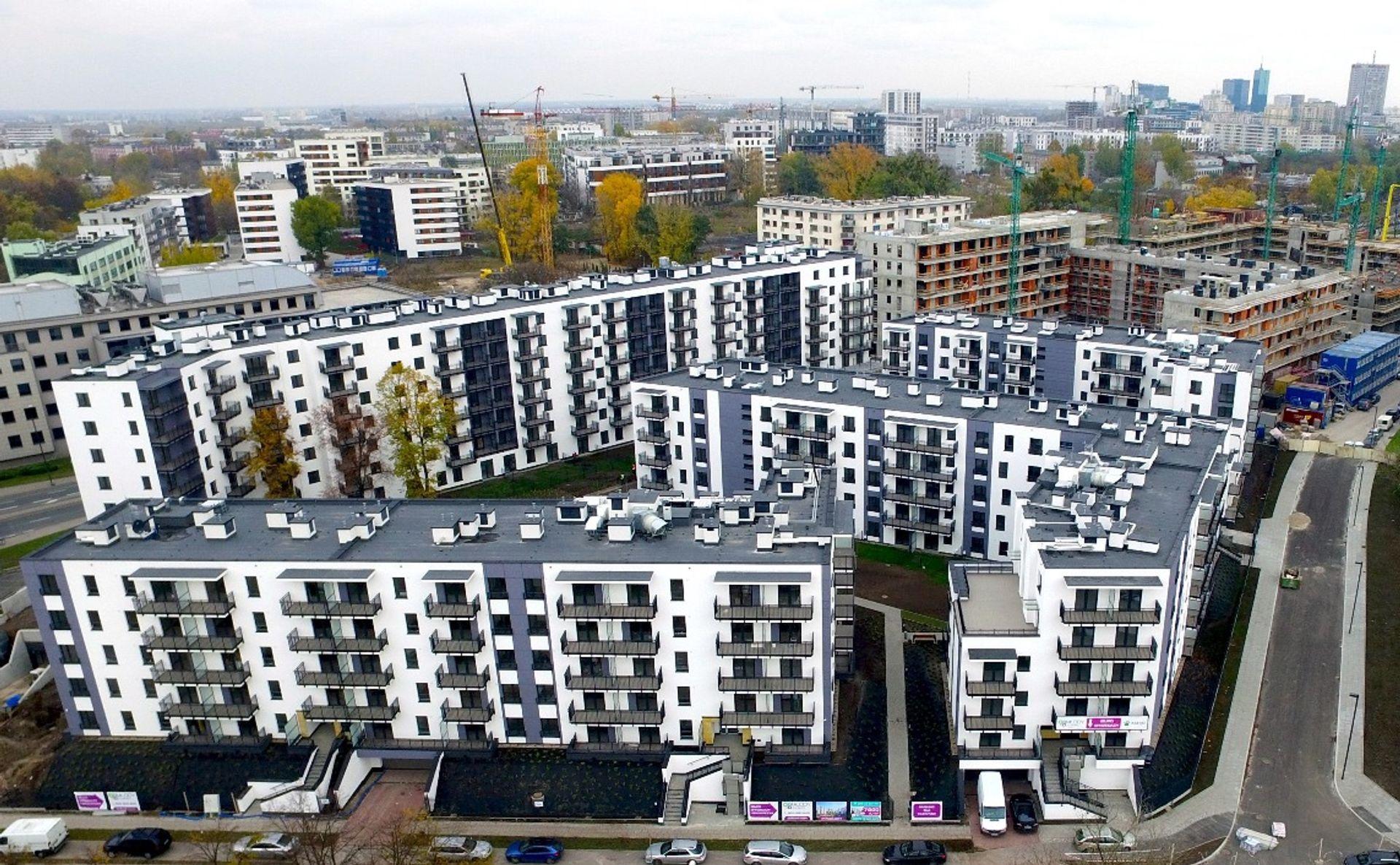 [Warszawa] Młody Żoliborz – mieszkania gotowe już w listopadzie!