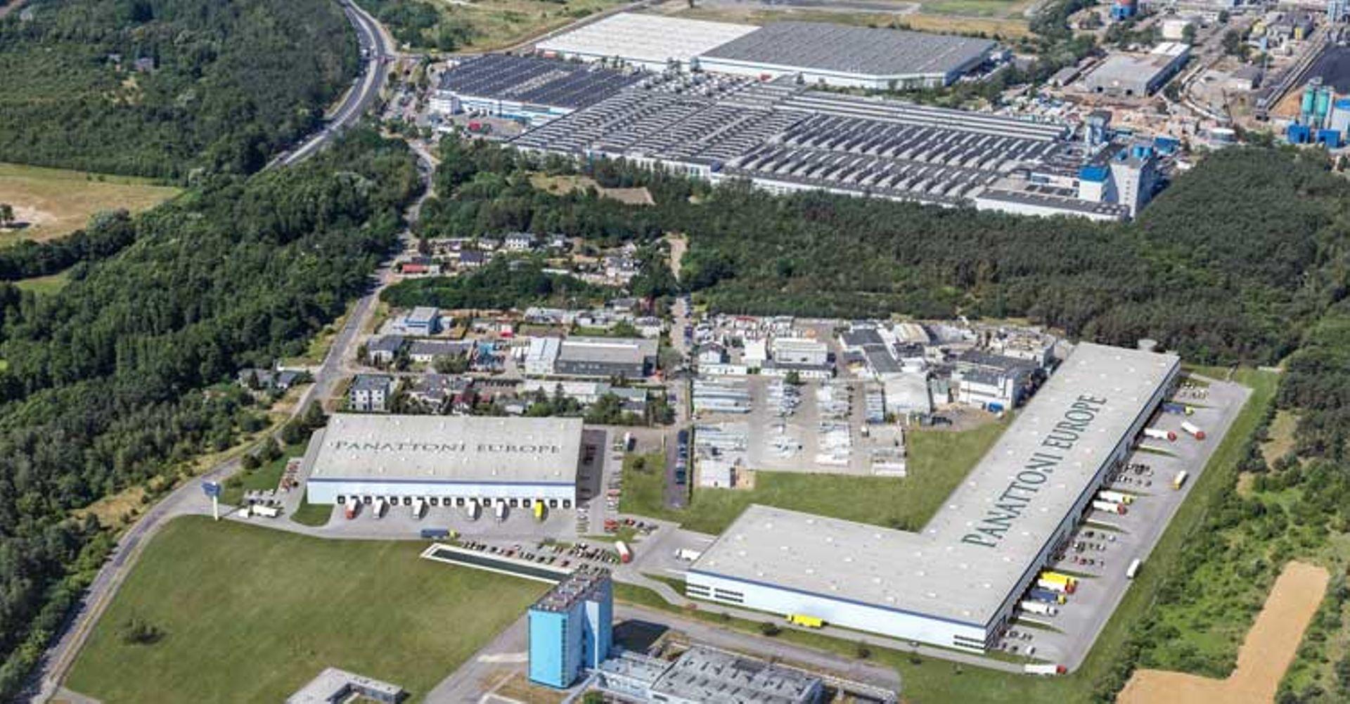 City Logistics Park I w Poznaniu z pierwszym, dużym najemcą