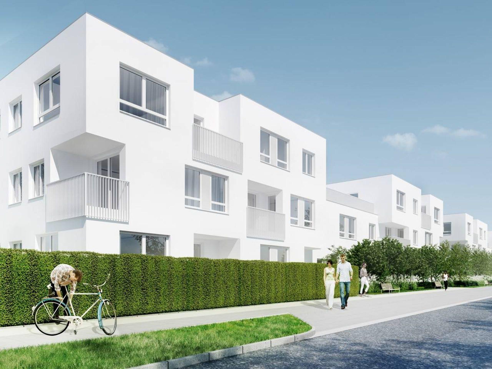 Warszawa: Ursus City Residence – Acciona szykuje sześć budynków wielorodzinnych