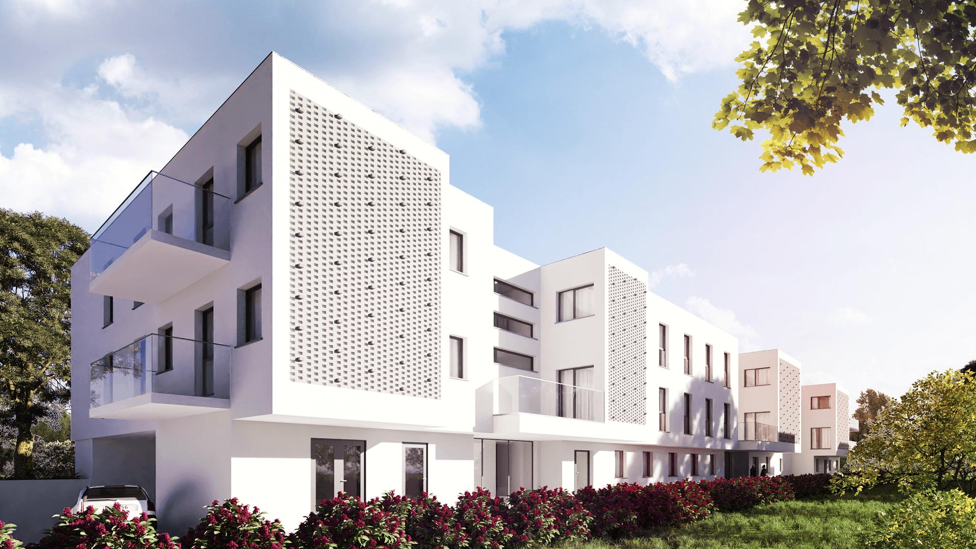 Wrocław: Gagarina 17 – DR Developer zbuduje kilkadziesiąt mieszkań na Muchoborze Wielkim