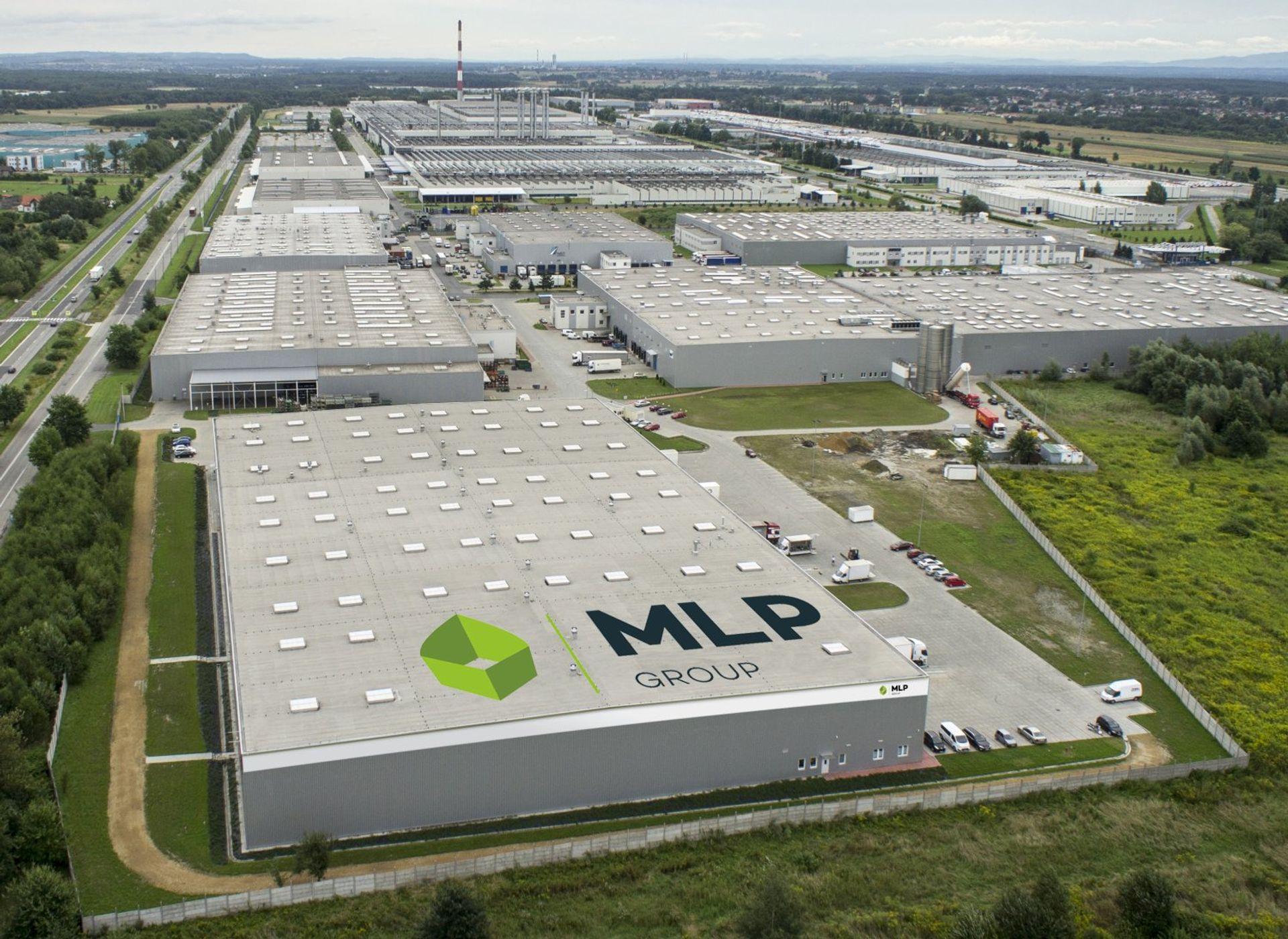 [śląskie] MLP Group sprzedało dwa parki logistyczne za 90 mln euro