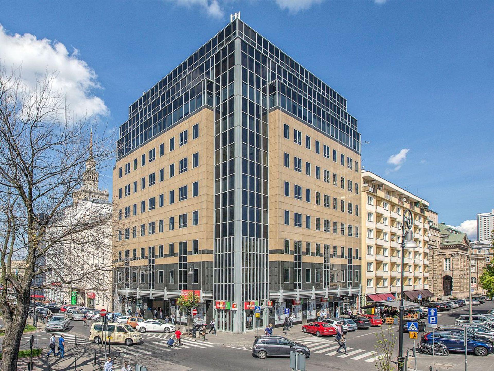 [Warszawa] Valad Europe kupuje biurowiec w centrum Warszawy