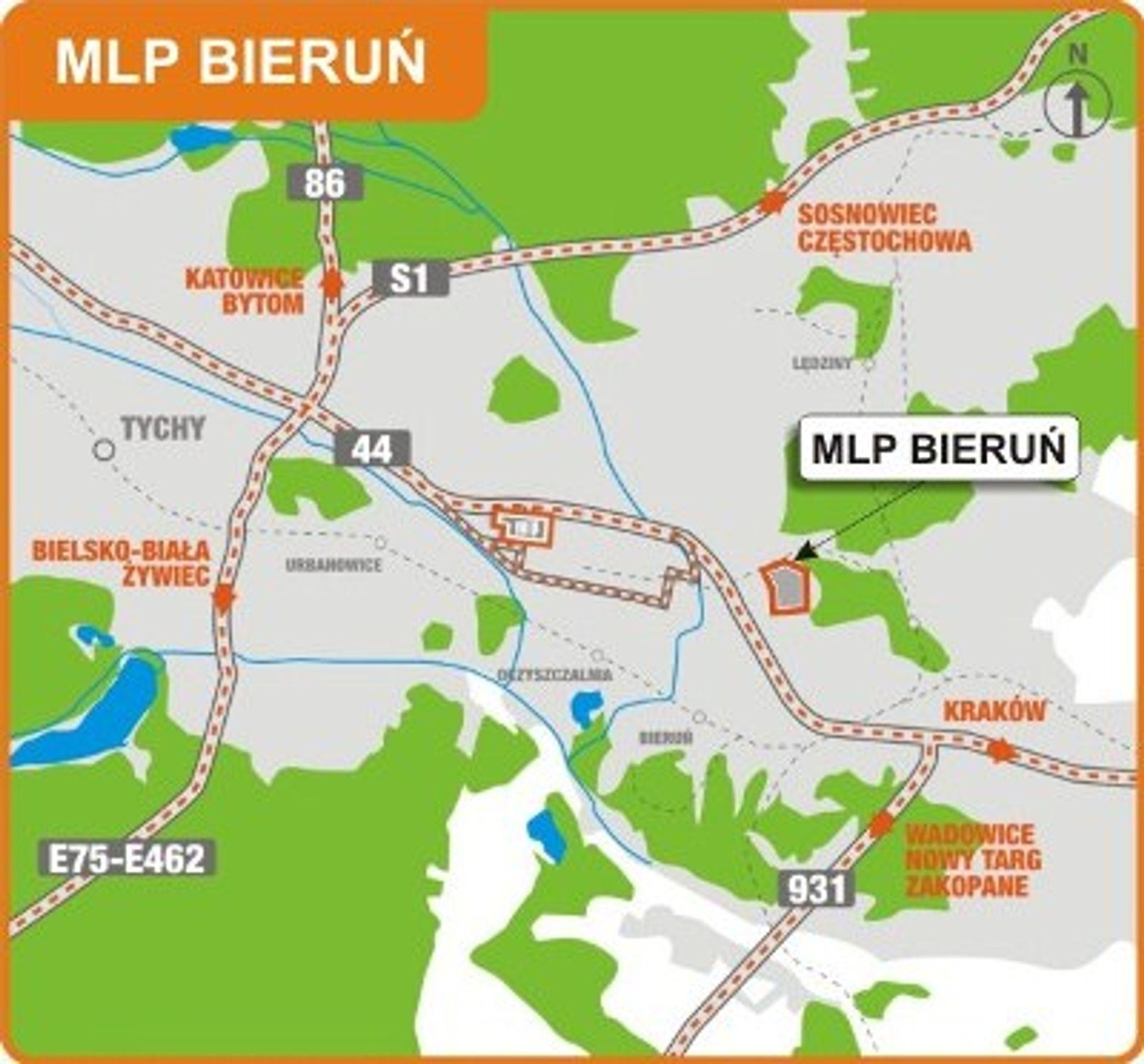 [śląskie] Auto Partner przejął 14,7 tys. mkw. powierzchni magazynowej w parku MLP Bieruń