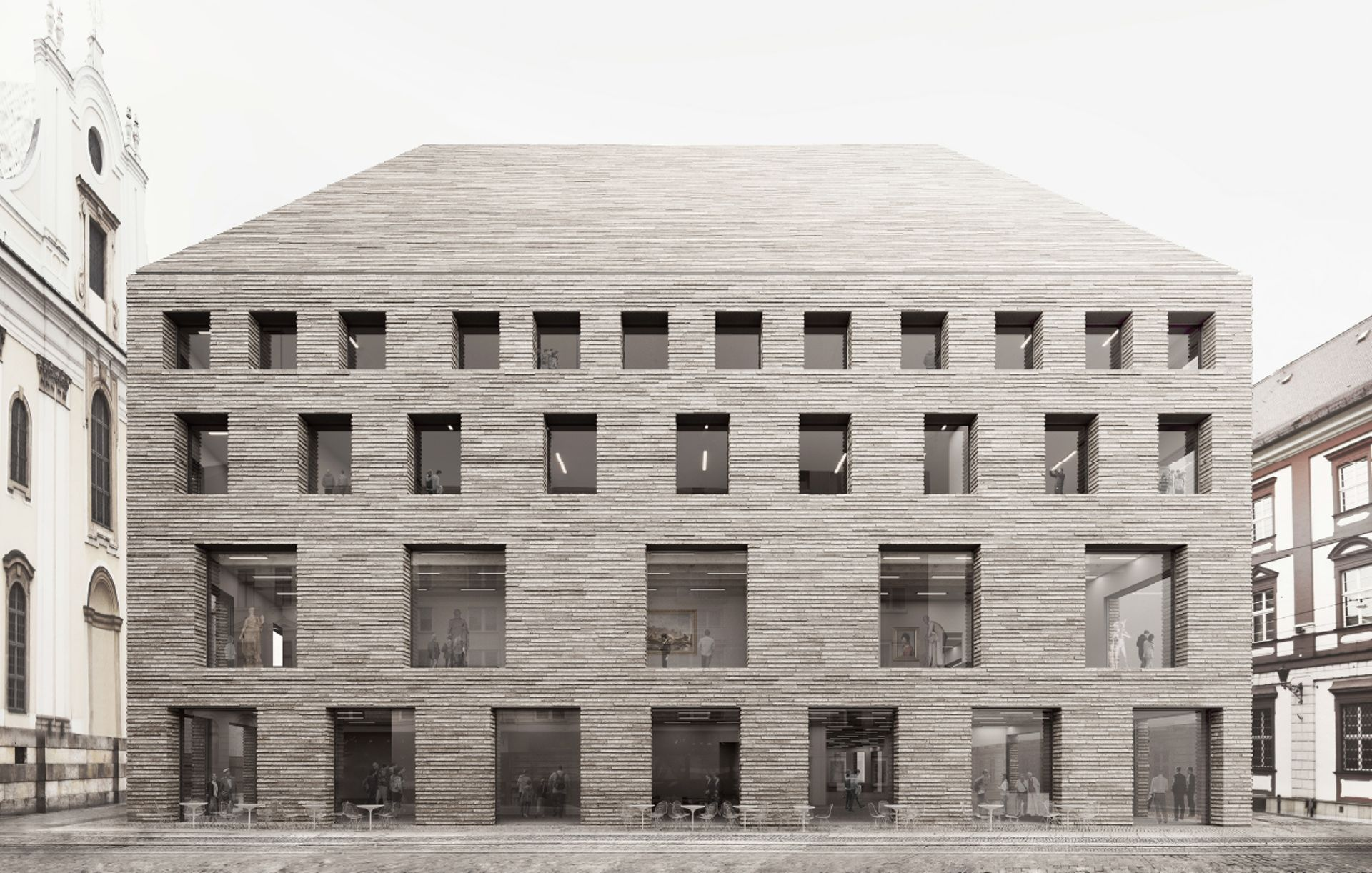 Wrocław: Ruszyły prace nad projektem Muzeum Książąt Lubomirskich. Powstanie później, niż zakładano