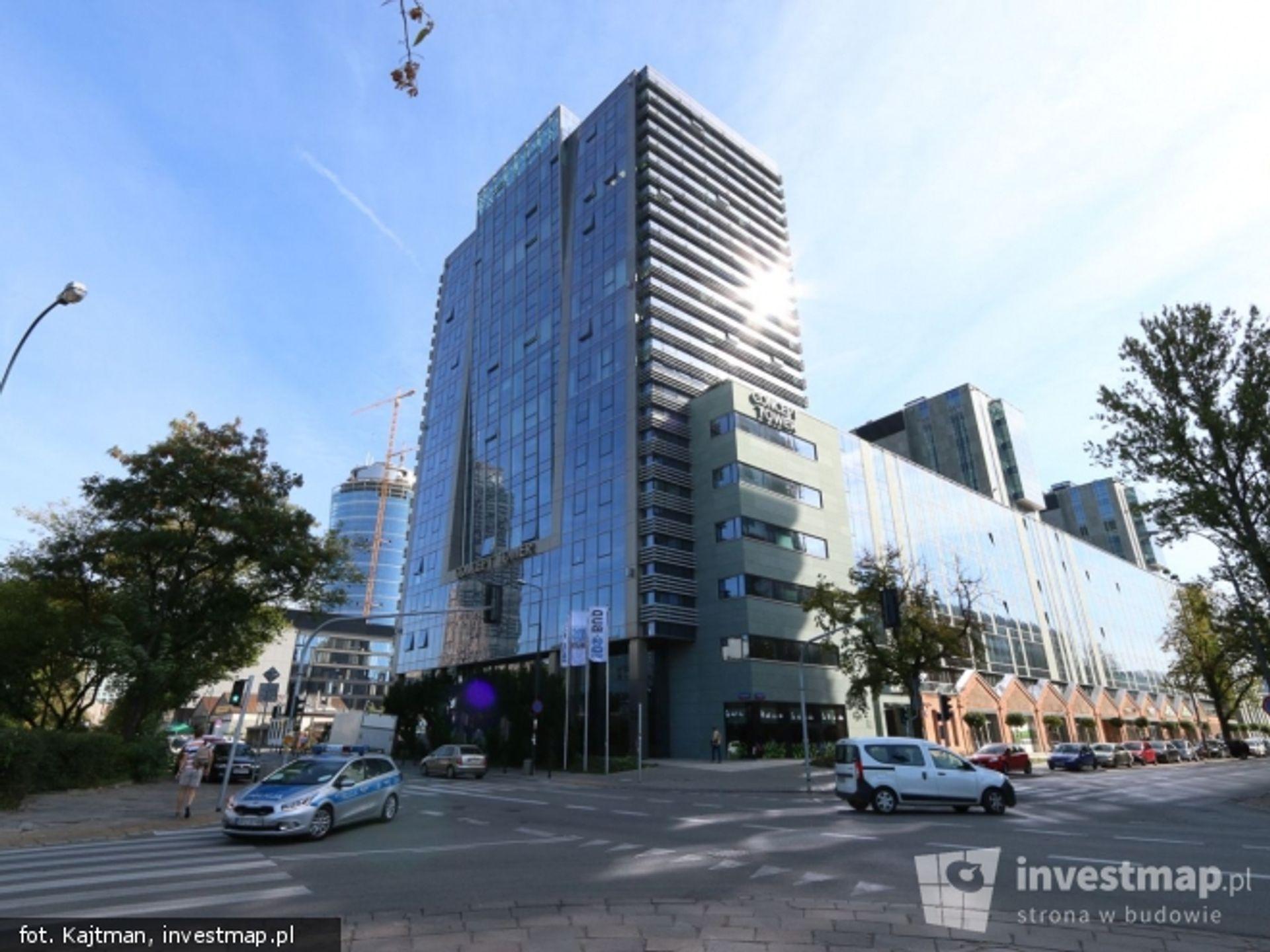 [Warszawa] Concept Tower – pierwszy biurowiec w Polsce z podwójną certyfikacją