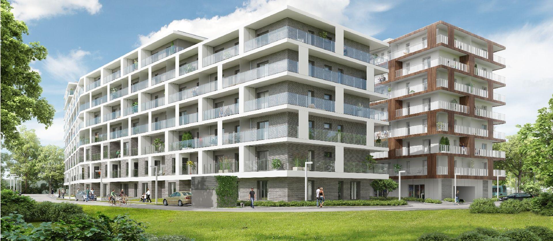 Wrocław: Rafin Developer planuje budowę kolejnych mieszkań w ramach Wybrzeża Reymonta