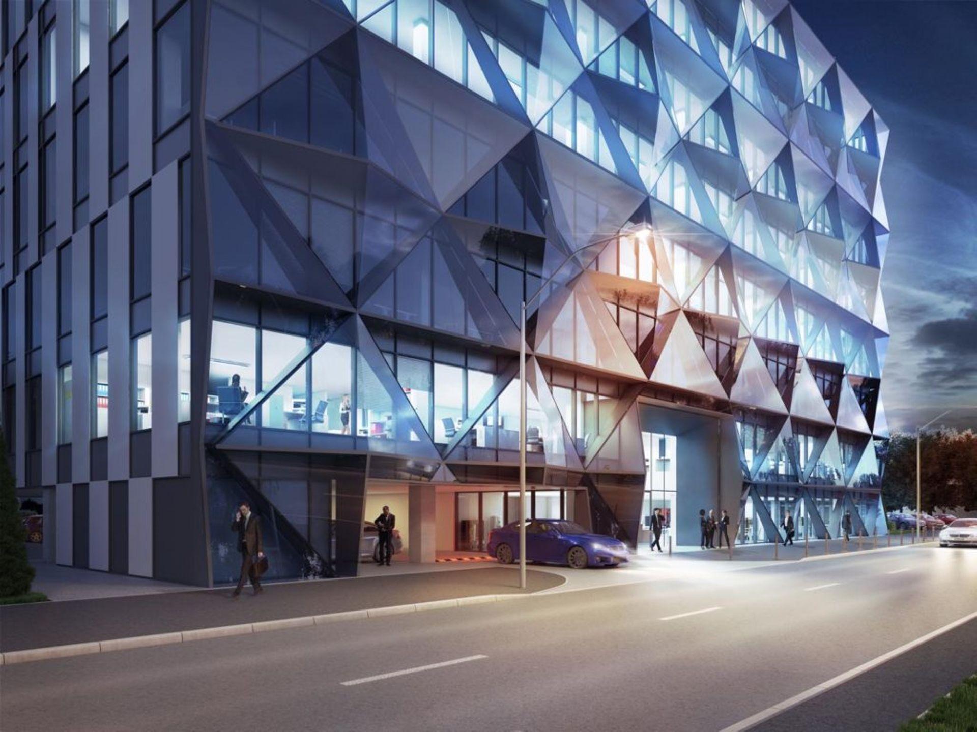 Wrocław: Biurowiec Diamentum Office niemal w całości wynajęty