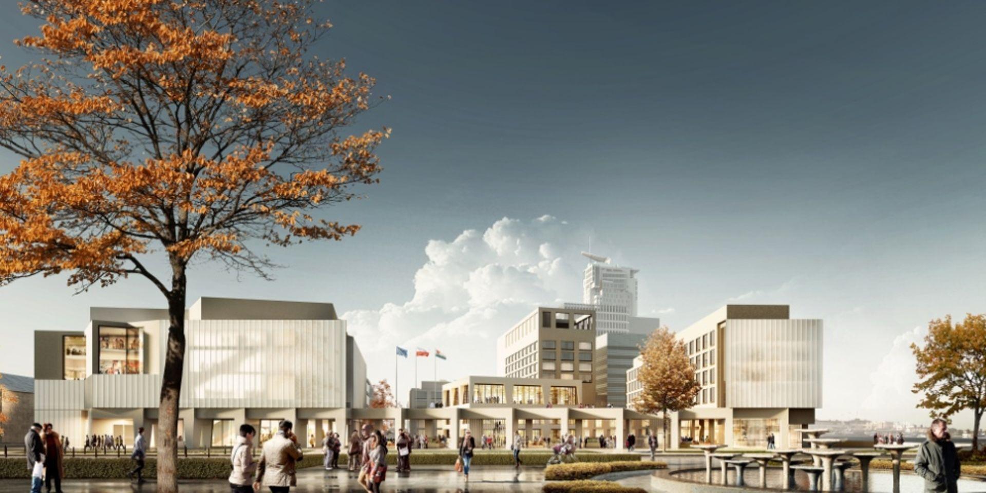 Vastint rusza z budową drugiego etapu kompleksu Waterfront w Gdyni
