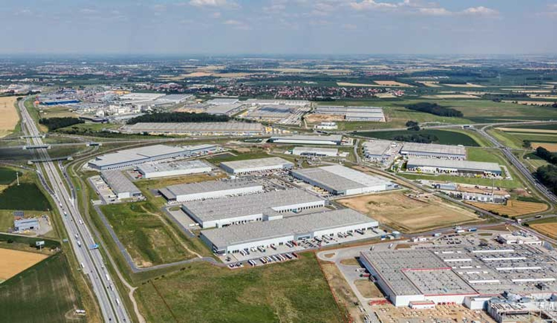 Kolejna inwestycja Panattoni w aglomeracji wrocławskiej