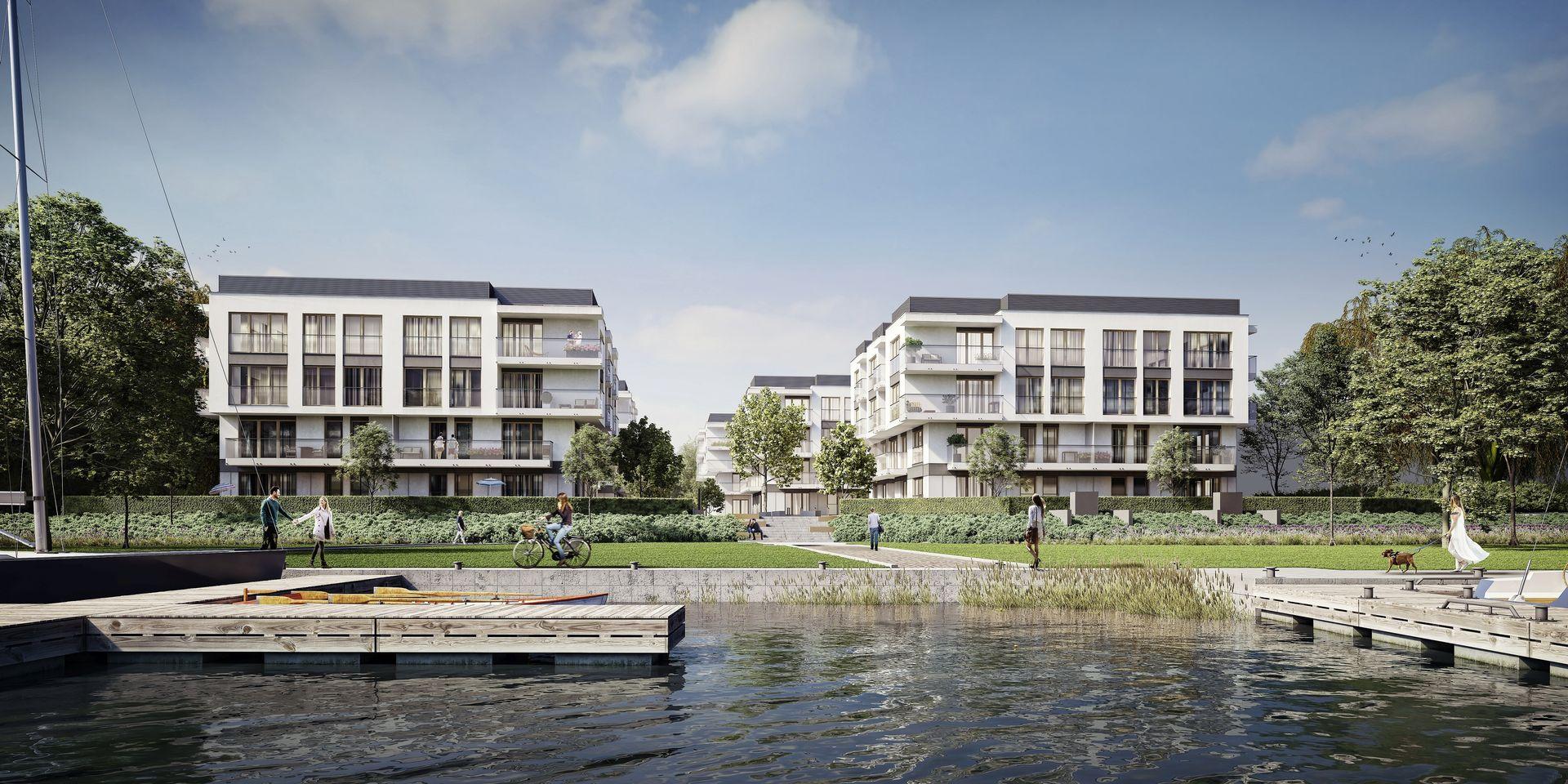 Wrocław: Ruszyła sprzedaż II etapu kompleksu aparthotelowego Miasto Marina