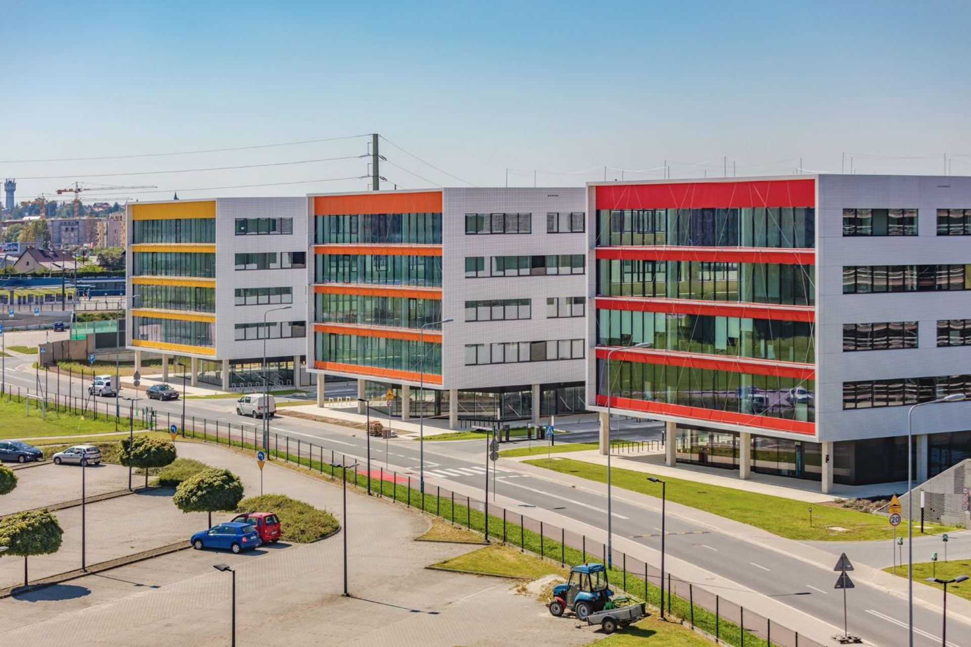 [Kraków] Międzynarodowa firma informatyczna wynajęła biura DOT Office w Krakowie