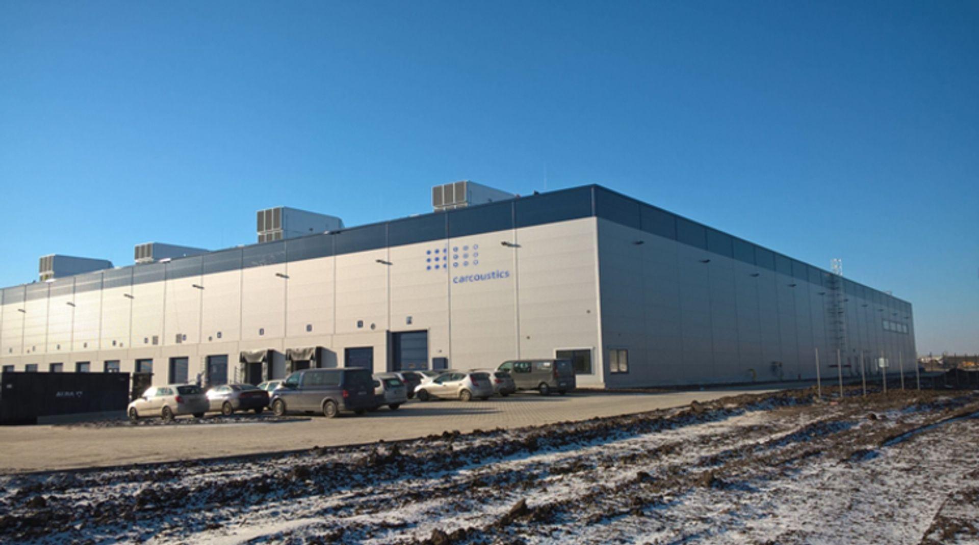 [Aglomeracja Wrocławska] Za kilka dni otwarcie nowej fabryki z branży automotive pod Wrocławiem