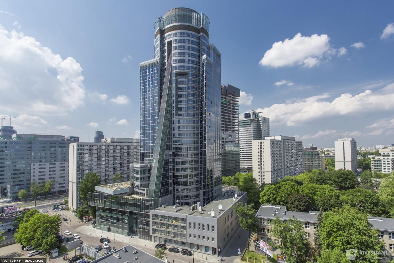 Warszawa Biurowiec Quot Spektrum Tower Quot Remont